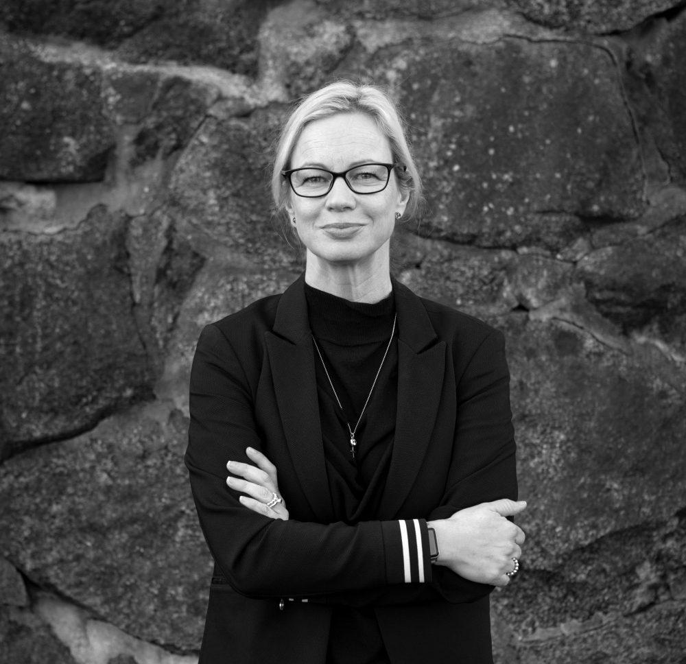 Charlotte Axelsson U – svartvit