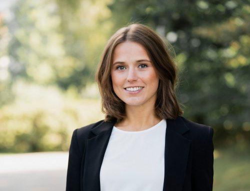 Malin Setterström är årets stipendiat!
